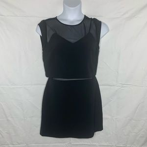 Express - Black Short Dress